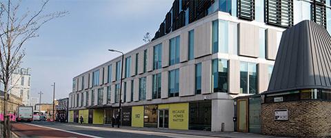 West Ham Lane office
