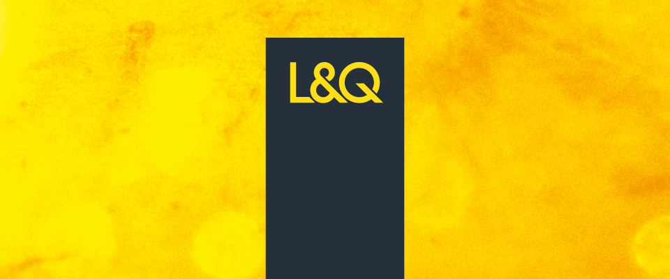 L and Q's logo